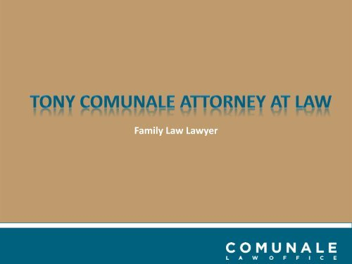 Family Law Lawyers - For Legal Problems of a Family