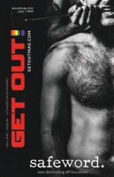 Get Out! GAY Magazine – Issue 416 May 1, 2019
