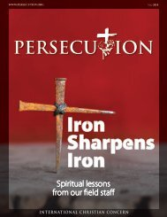 May 2019 Persecution Magazine