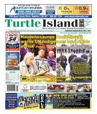 Turtle Island News - 05/01/2019
