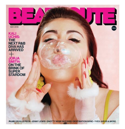 BeatRoute Magazine BC Edition May 2019