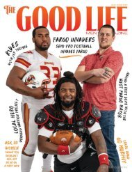 The Good Life Men's Magazine - May/June 2019