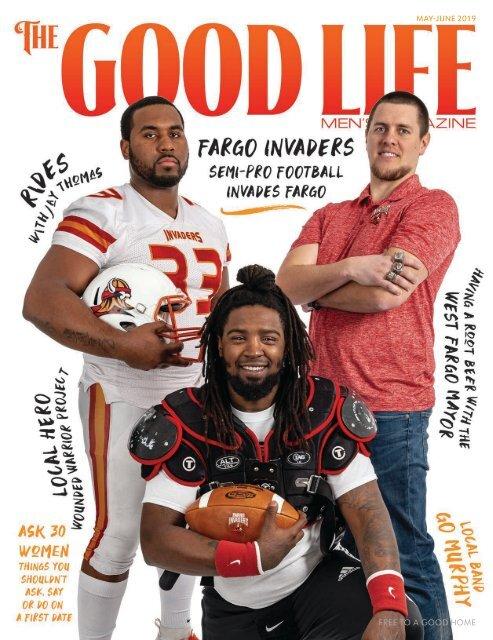 The Good Life Men's Magazine - May/June 2019