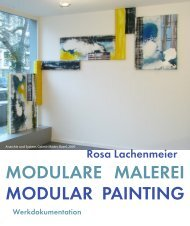 Modulare Malerei, Rosa Lachenmeier