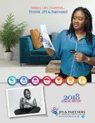 JPS & Partners Annual Report 2018