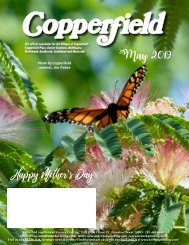 Copperfield May 2019