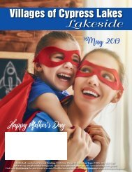 VCL Lakeside May 2019