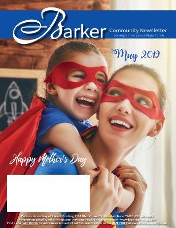 Barker May 2019