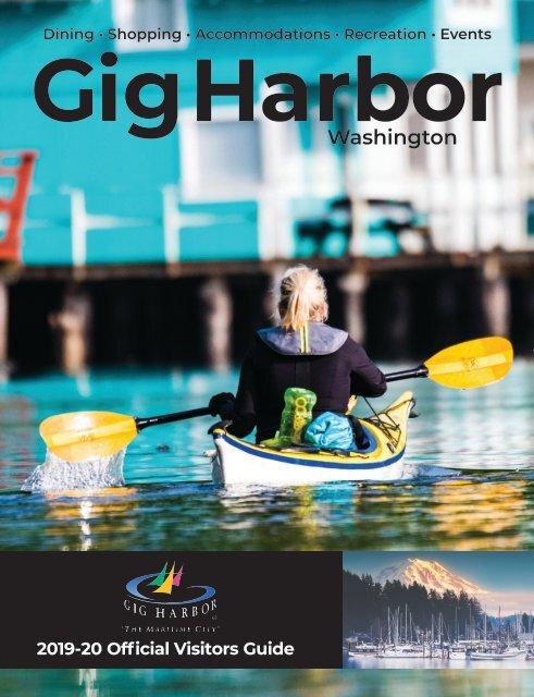 2019 Gig Harbor (Wash.) Official Visitors Guide