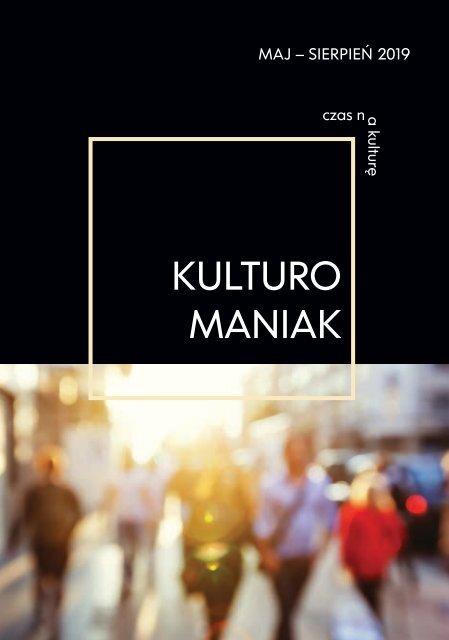 Kulturomaniak 2/2019