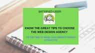 Web design agency in Los Angeles