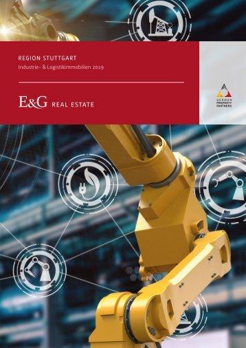 E & G Industrie- Logistikimmobilien Region Stuttgart 2019