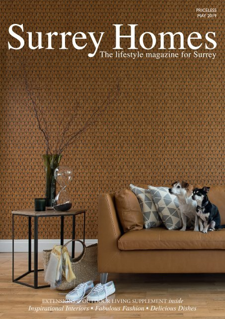 Surrey Homes | SH55 | May 2019 | Extensions & Outdoor Living supplement inside