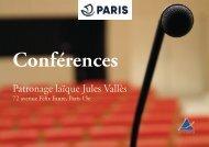 Catalogue conférences Corpo 2019-2020
