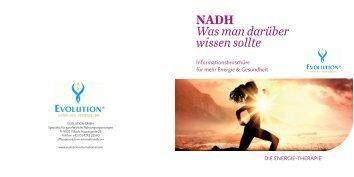 NADH: Was man darüber wissen sollte