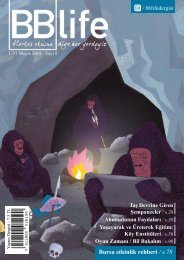 BB Life Dergisi Sayı 8
