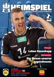 Hallenheft | Hamburg vs. HSC Coburg