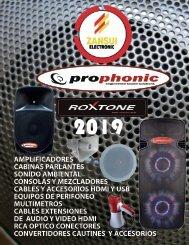 CATALOGO ABRIL 2019 SIN PRECIOS