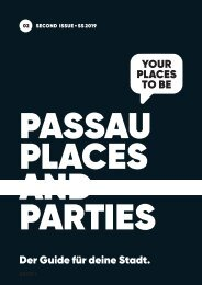 Passau Places and Parties - Issue 2