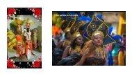 Presentación carnaval  fotos Arte & Joya