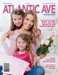 Atlantic Ave Magazine - May 2019