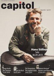 Capitol Magazin Mai - September
