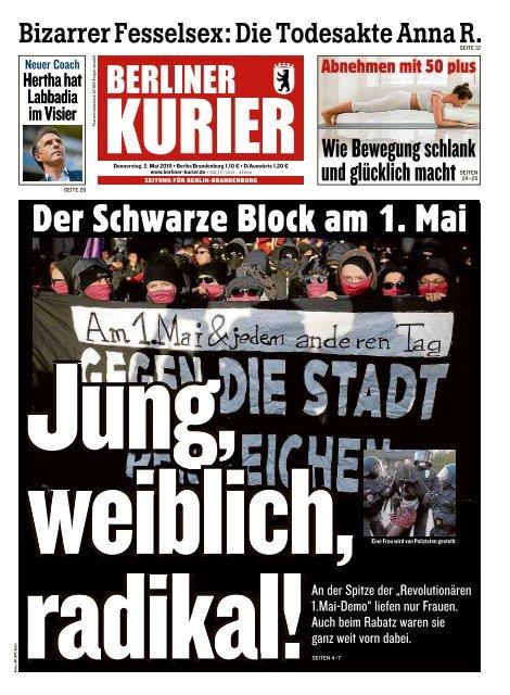 Berliner Kurier 02.05.2019