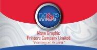Mona Graphic Printers E Flyer