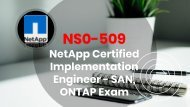 NS0-509 Questions Answers