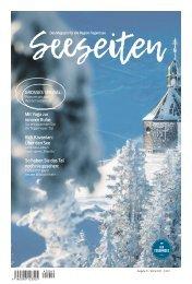 Seeseiten – das Magazin für die Region Tegernsee, Nr. 51, Ausgabe Winter 2017