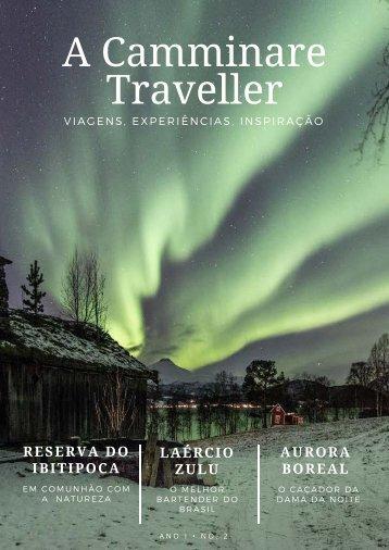 A Camminare Traveller - Viagens de Experiência, Gastronomia e Lifestyle - Ed 02