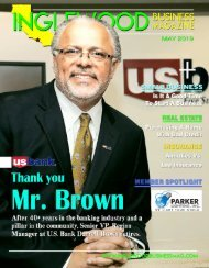 Inglewood Business Magazine May 2019