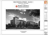 AMD REDEVELOPMENT - BLOCK 1