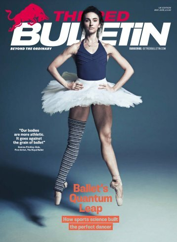 The Red Bulletin May 2019