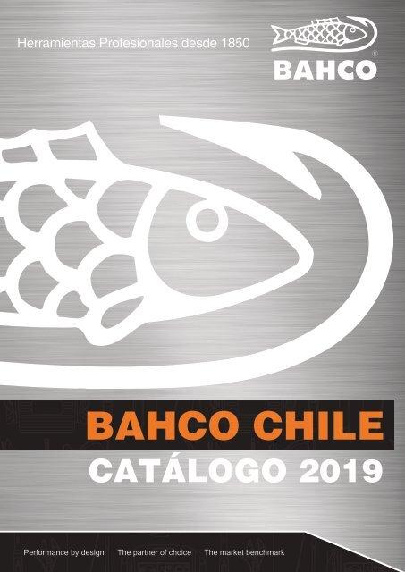 Destornillador ranura 2,5 X50mm Ergo Bahco be-8010
