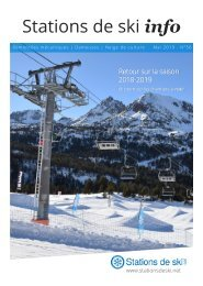 Stations de ski info n°56 - 2019