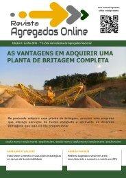 EDIÇÃO Nº 0 (PILOTO) - AGREGADOS ONLINE