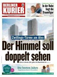 Berliner Kurier 03.05.2019