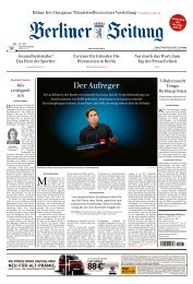 Berliner Zeitung 03.05.2019