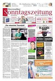 2019-05-05 Bayreuther Sonntagszeitung