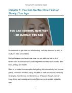 The Ultimate Anti-Aging Guide - Page 6