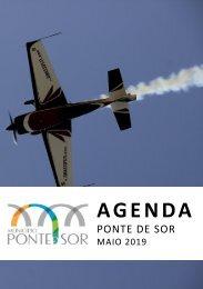 Agenda Ponte de Sor - maio 2019