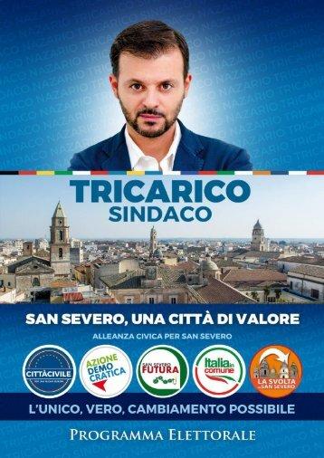 Programma Nazario Tricarico-compresso