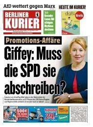 Berliner Kurier 04.05.2019