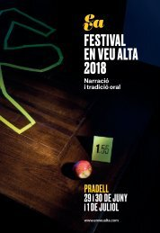 Programa EVA 2018 - Pradell