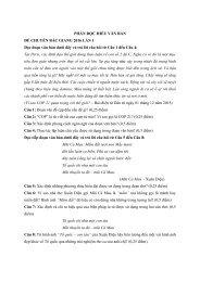 300 bài tập chọn lọc trích từ các đề thi thử (có lời giải chi tiết) -  Đọc hiểu - Nghị luận xã hội - Nghị luận văn học môn Ngữ Văn 12 - Phần 1