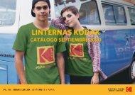 Catalogo de LINTERNAS LED Kodak Mayo 2019