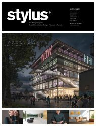 stylus Magazin München 1/2019