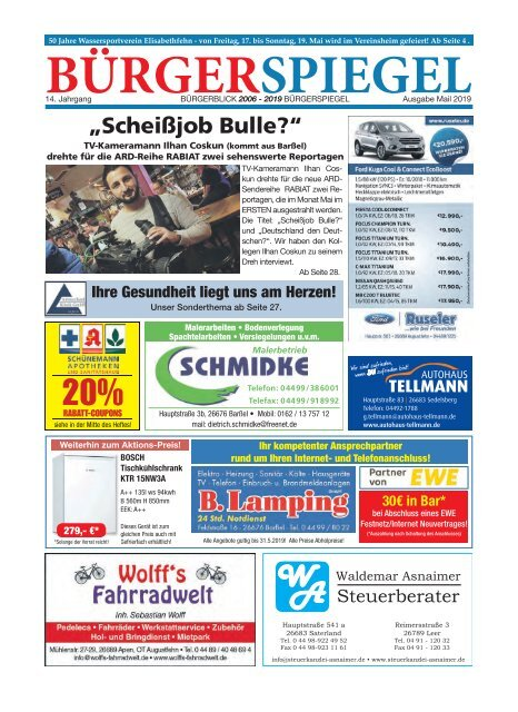 Mai 2019 | Bürgerspiegel