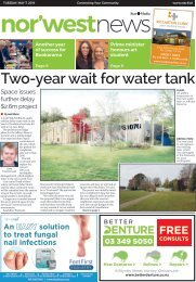 Nor'West News: May 07, 2019